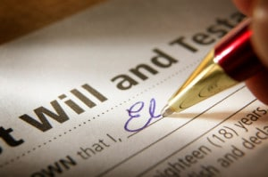 Alzheimers & Signing a Will