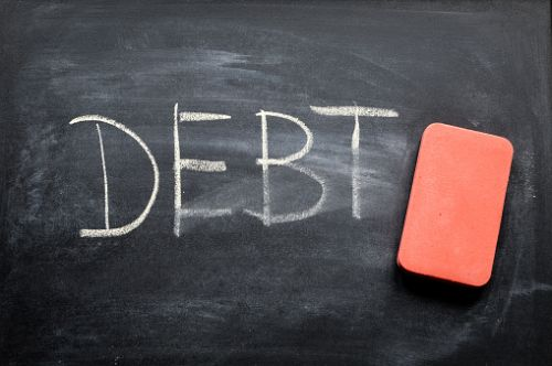 Debt and Estate Planning - Erasing the word
