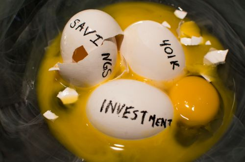 Broken Eggs Labelled
