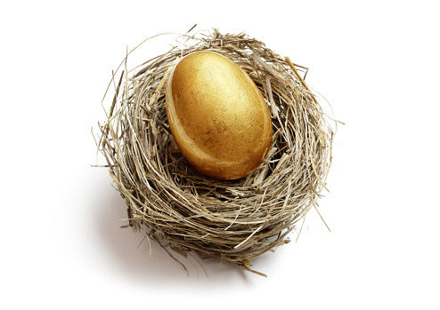 Golden Nest Egg - Benefits of a Trust