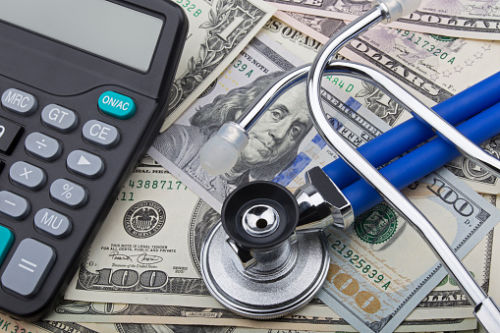 Stethoscope and Money - Costs of Being Under Observation
